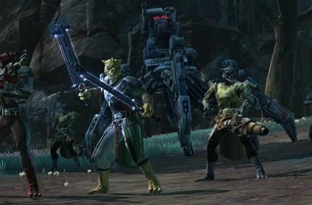 SWTOR launches the legacy patch, new operation video, and rewards for loyalists