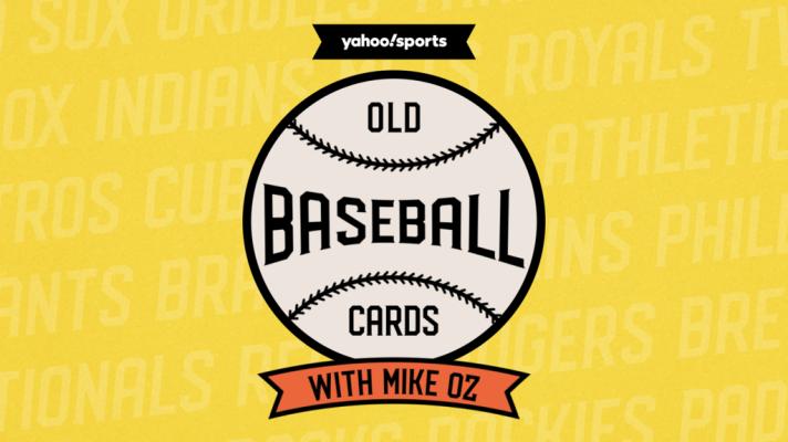 Old Baseball Cards Promo