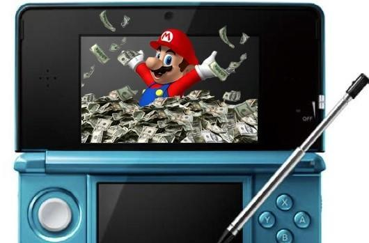 Nikkei: 3DS to pass 4 million sold in Japan by year's end