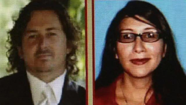 Missing family: Remains found in desert confirmed as McStay couple
