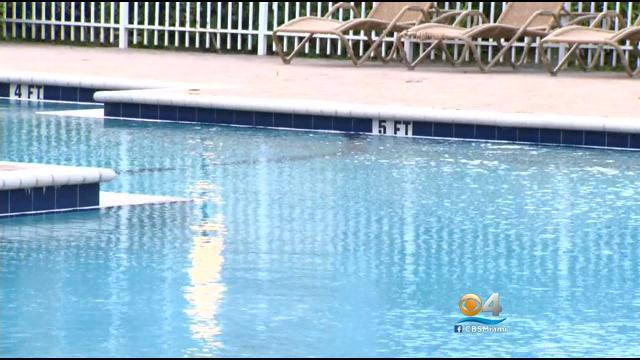 BSO: Twin Sisters Drown In Apartment Pool