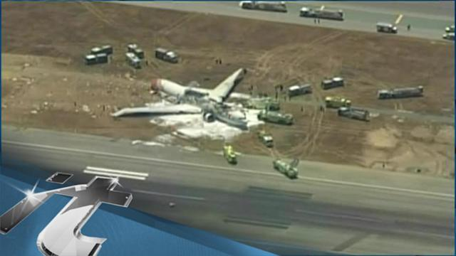 Disaster & Accident Breaking News: 2 Dead in San Francisco Plane Crash