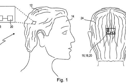 Sony's SmartWig patent is a real head-scratcher