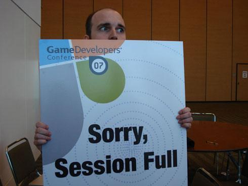 A look back at GDC 07: interviews and sessions