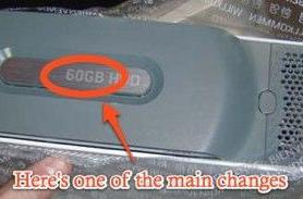 Heck dissects 60GB Xbox 360 model in search of changes