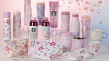 2019 日本櫻花手信!Disney 粉櫻維尼、Starbucks 櫻花杯登場!