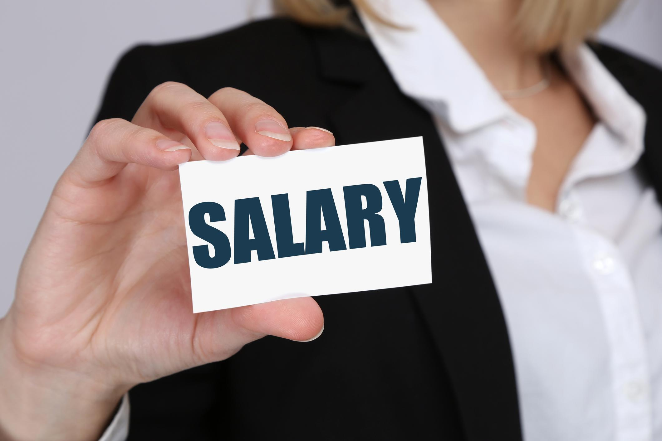 At what stage of the hiring process can you talk about pay?