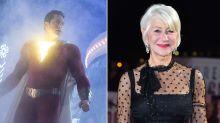 Helen Mirren to play supervillain in 'Shazam 2'