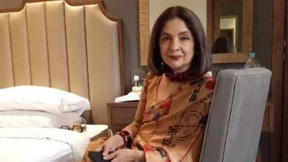 Neena Gupta Shares Her Secret to Hide Ageing Hair, See Video