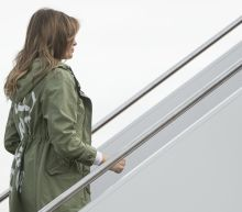 Melania Trump Wears Jacket With 'I Really Don't Care' On It To Visit Immigrant Children