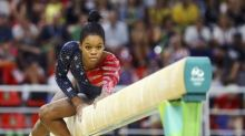 U.S. Olympic gold medalist Douglas says doctor sexually abused her