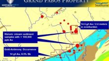 Northern Shield Expands Grand Pabos Gold Property, Quebec, Covering Significant Stream Sediment Gold Anomalies