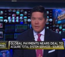 Global Payments near deal to acquire Total System Services: Sources