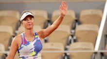 Svitolina vence a mexicana Zarazúa y avanza en Roland Garros, Serena se retira