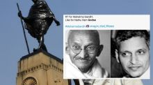 On Gandhi Jayanti, His Assassin Nathuram Godse Is a Top Trend On Twitter