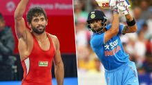 Virat Kohli Scores '0' to Get Khel Ratna 2018! Bajrang Punia & Vinesh Phogat Lose out to the Honour Despite Scoring 80 Points