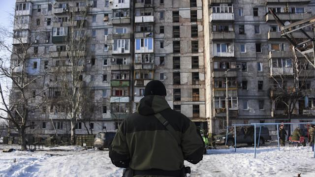 Ukraine Steps up Mobilization, Warns of Renewed Russian 'aggression'