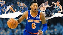 Elfrid Payton, Austin Rivers not sweating Knicks point guard competition at training camp