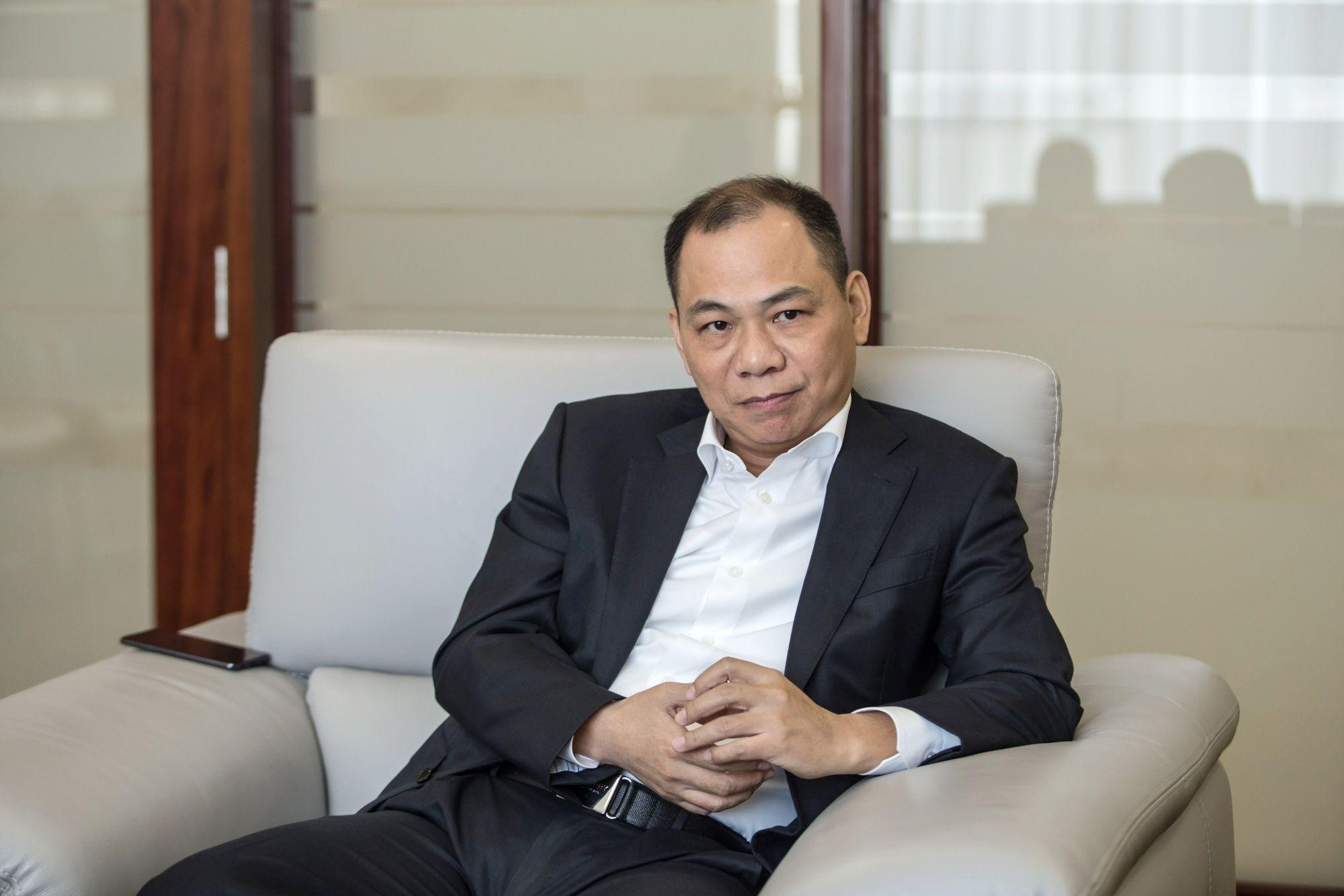 Vietnam's Richest Man Bets $2 Billion to Sell Cars to Americans