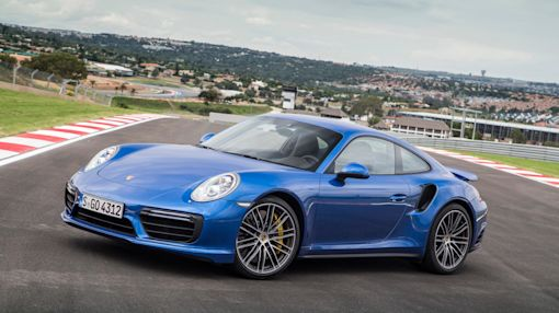 Testing The New Porsche 911 Turbo In South Africa: Beautiful, Brutal