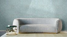 The Textured Trappings of Fashion Meet Interior Design