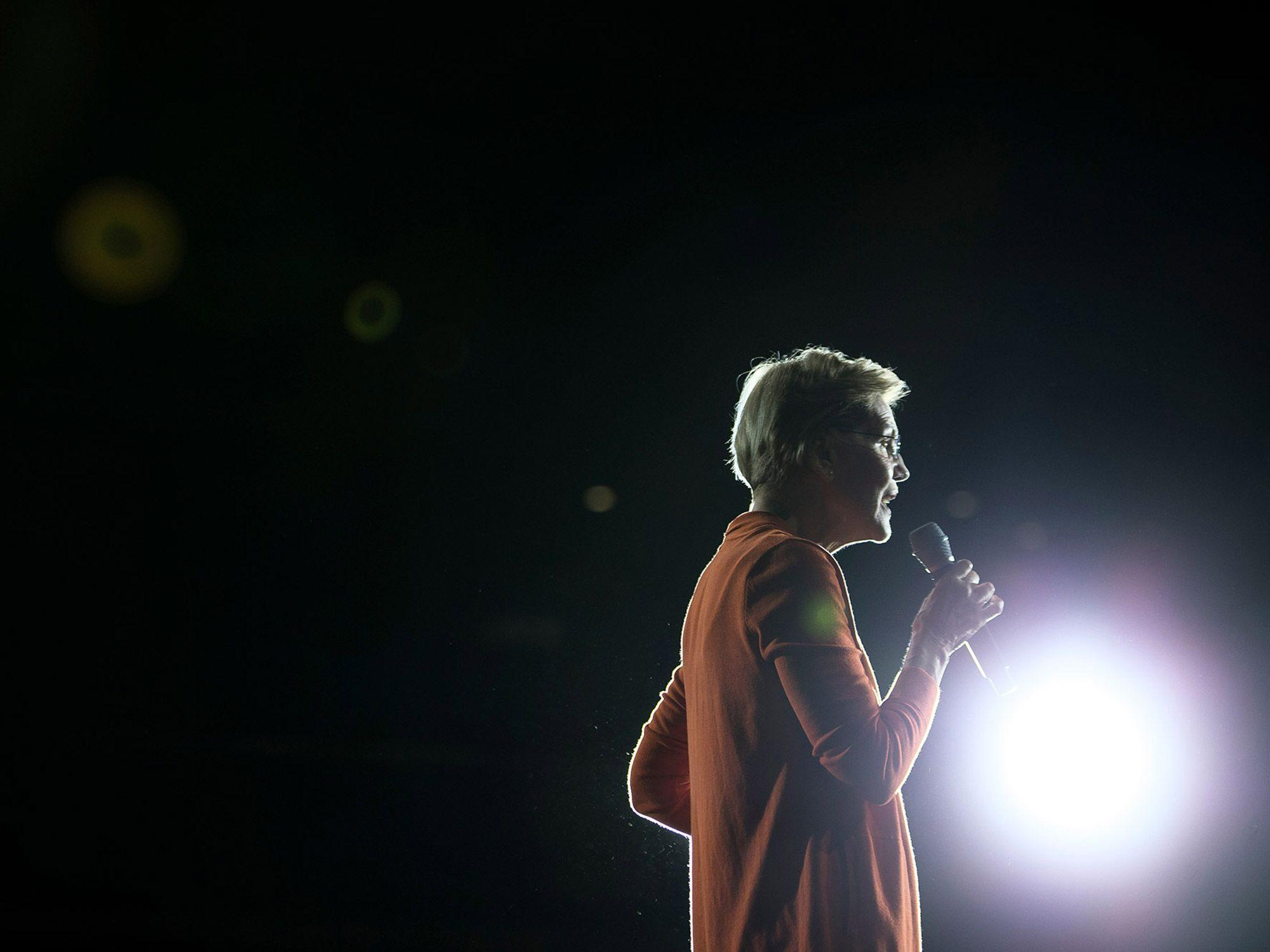 Elizabeth Warren would ban for-profit charter schools