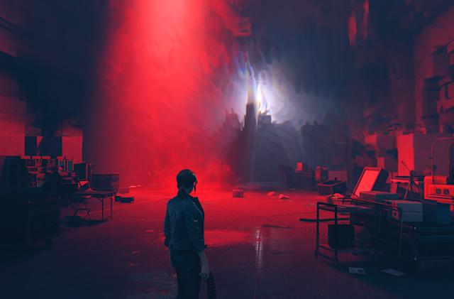 'Control' is a leap of faith for the team behind 'Alan Wake'