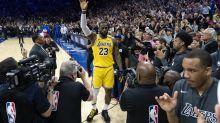 James rebasa a Bryant como 3ro en anotadores de la NBA