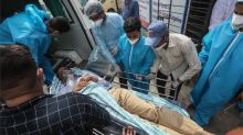 Covid-19: India hospital fire as virus cases hit record high