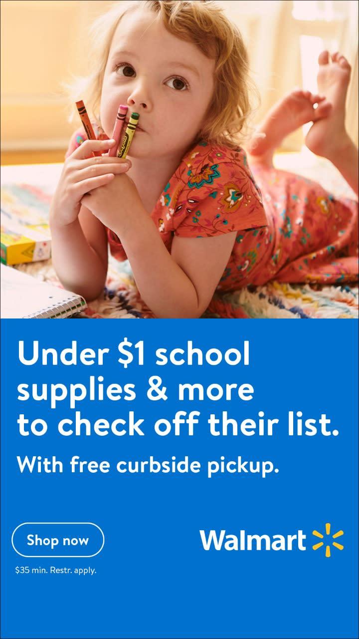 Conversion - $1 school supplies