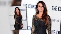 Penelope Cruz Flaunts Her Post-Baby Body at The Counselor Screening