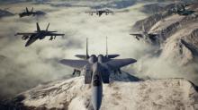 新片速報 《Ace Combat 7》特典 PS4有《Ace Combat 5》Xbox One有《Ace Combat 6》