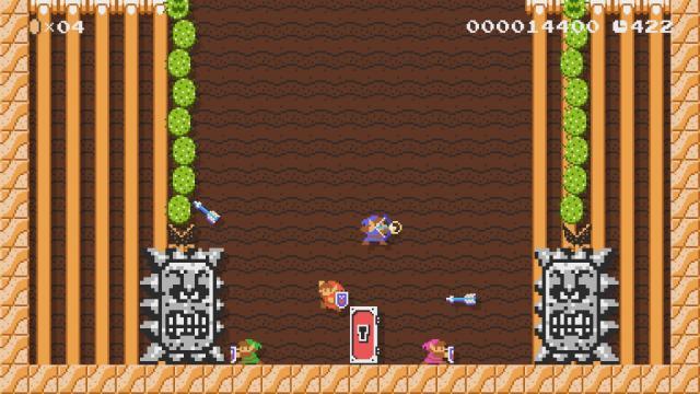 'Super Mario Maker 2' update adds Link from The Legend of Zelda