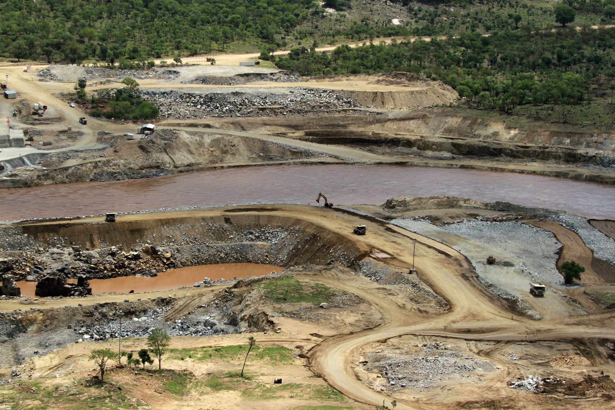 Sudan boycotts faltering talks over Ethiopia's mega-dam