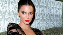 Kendall Jenner champions the naked dress trend once again in daring see-through gown