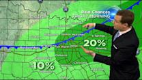 Larry Mowry's Late Night Evening Forecast
