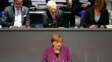 Merkel: Killing of civilians in Syria is a massacre