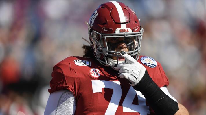 Jedrick Wills Jr. NFL Draft Prospect Profile