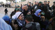 Israel says Hamas curbed Gaza protests after Egyptian warning