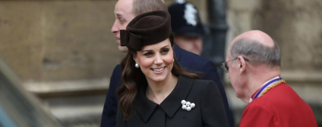 Duchess of Cambridge in 'early stages of labour'