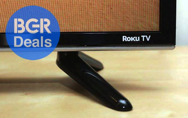 Everyone's favorite Roku TV is insanely cheap today only for