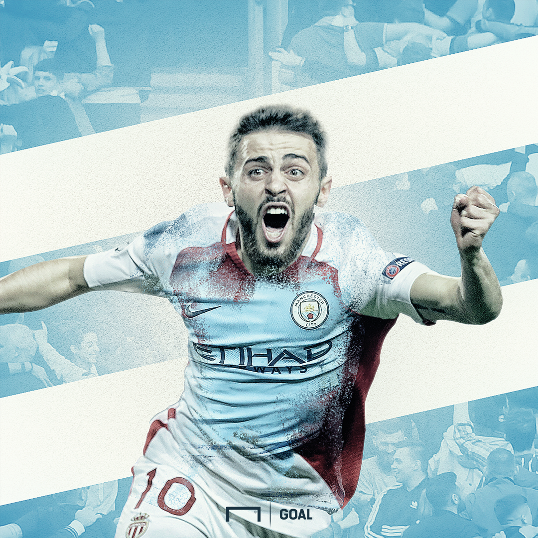 Bernardo Silva Signs For Manchester City In £43m Move From