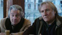 Christian Clavier, Gérard Depardieu et Benoît Poelvoorde réunis à Saint-Tropez