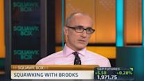 Brooks on the two Americas