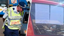 Driver's 'harsh' penalty for seemingly innocent act