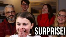 Getting pregnant after 40: Kids shocked by pregnancy announcement