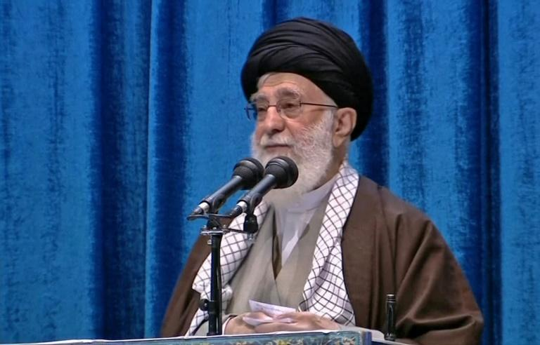 Trump Warns Iran's Ayatollah Khamenei to Be 'Careful With His Words'