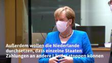 EU-Gipfel streitet weiter um Finanzhilfen