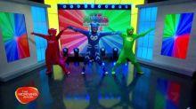 PJ Masks perform LIVE!