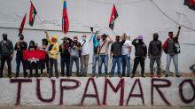 """El partido Tupamaro, aliado del chavismo, pide el fin de su """"robo"""" judicial"""